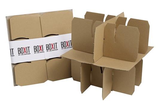 Billige Flyttekasser Hos Boxit Flere Storrelser Se Priser Og Tilbud