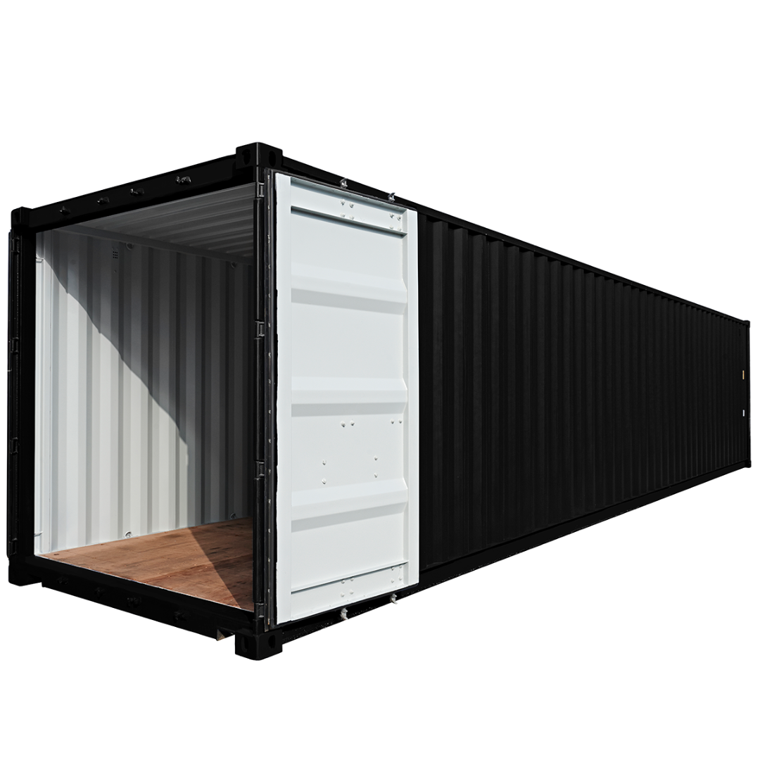 Containersalg 40 fod